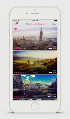 Tooride iOS