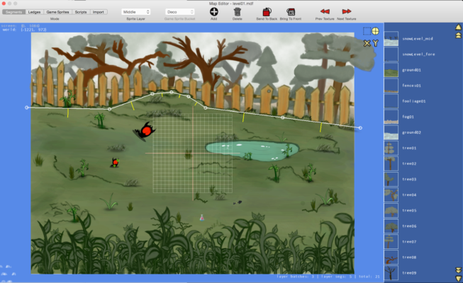 2D Map Editor