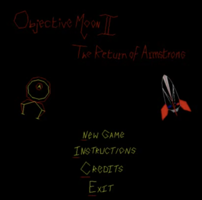 Game Objective Moon Cover