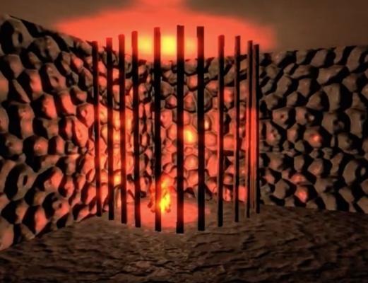 Fire & Smoke Animation HDR